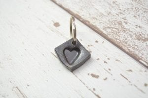 Heart, Swann Forge, Blacksmith, Love, Unique, Key, Ring