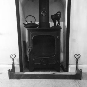 Fire Fender. Fire Guard, Heart, Home Interior, Country Chic, Swann Forge, Wrought Iron