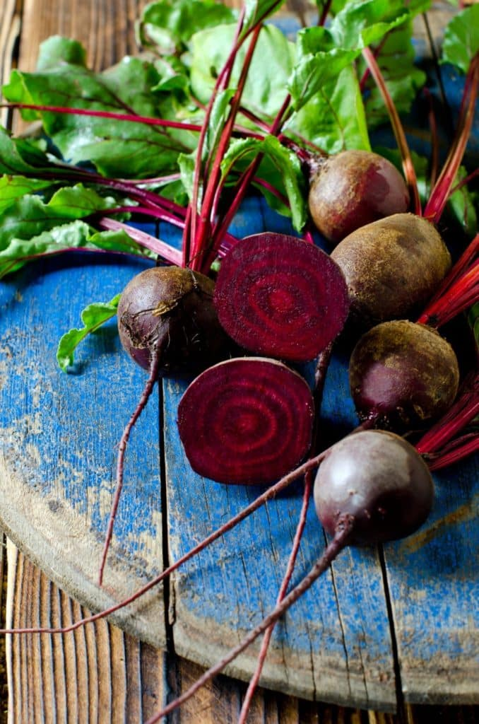 Which humble root vegetable can help you exercise more easily?