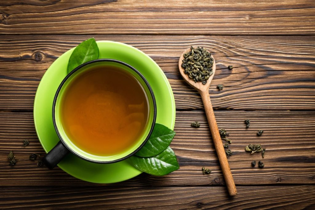 Here's the tea you should be drinking every day – and it's not green tea!
