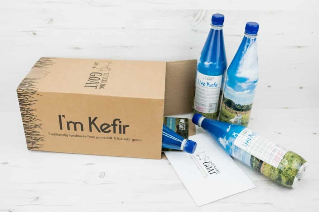 What Are the Health Benefits of Goats Milk Kefir?